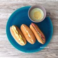 初焼き✨ハニーレモン🍋酵母パン