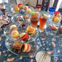 noconocoぱんdeコーディネート教室summer summer afternoontea party